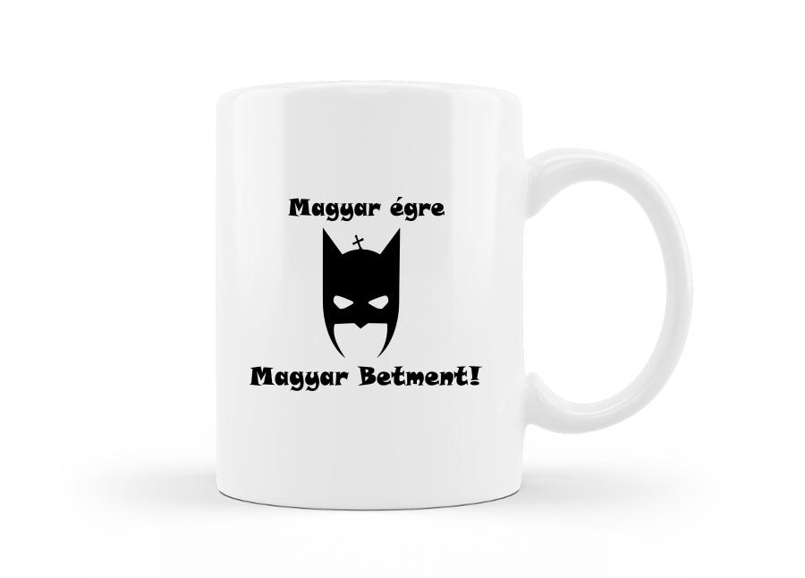 Magyar Batman bögre kép
