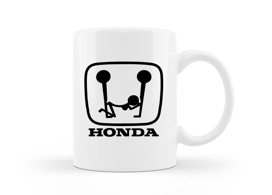 Honda f*ck bögre kép