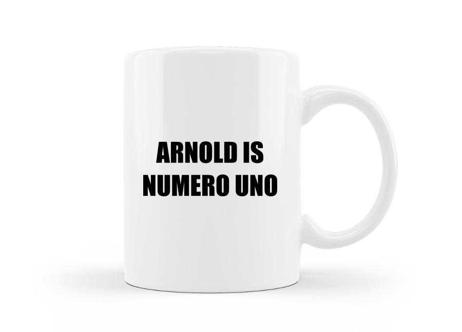 Arnold a legjobb bögre kép