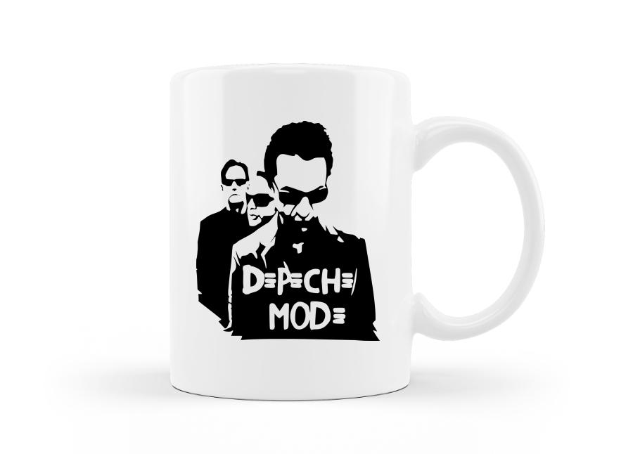 Depeche Mode bögre kép