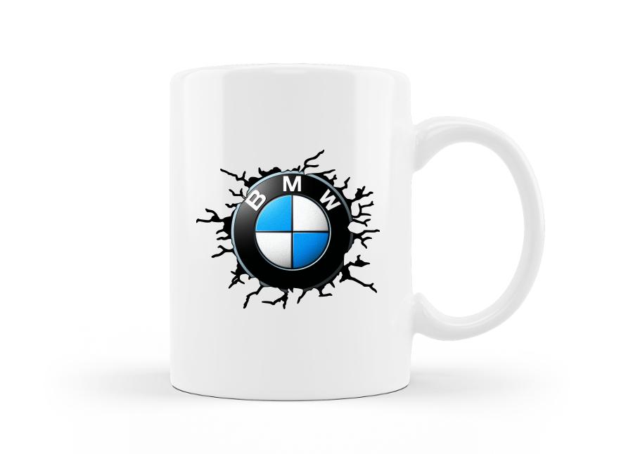 BMW break logó bögre kép