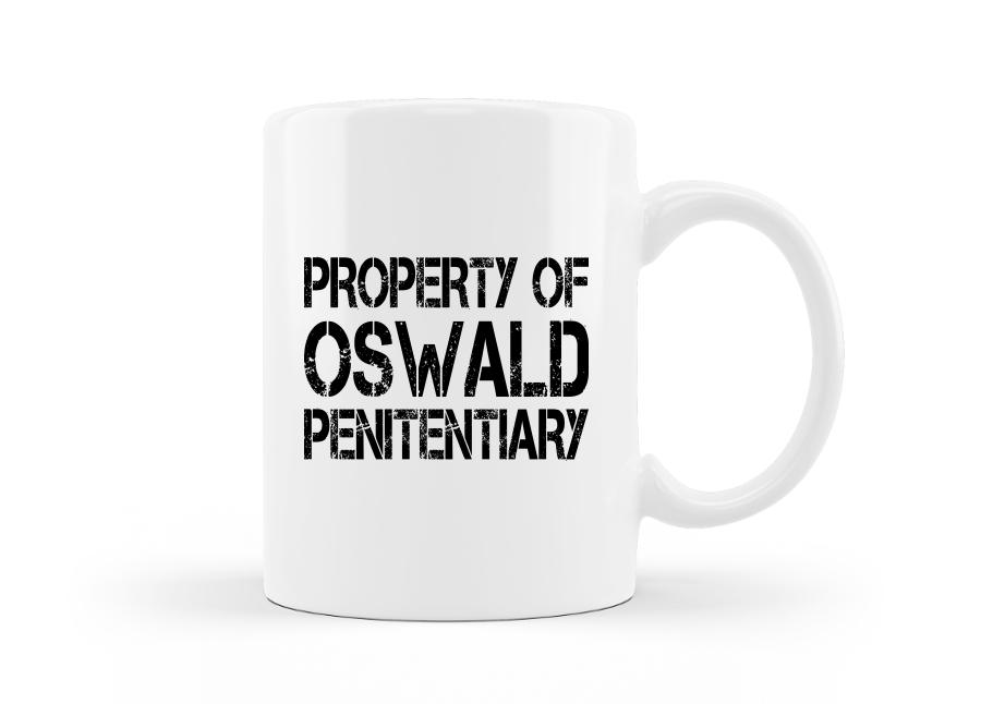 OZ - Property of Oswald bögre kép